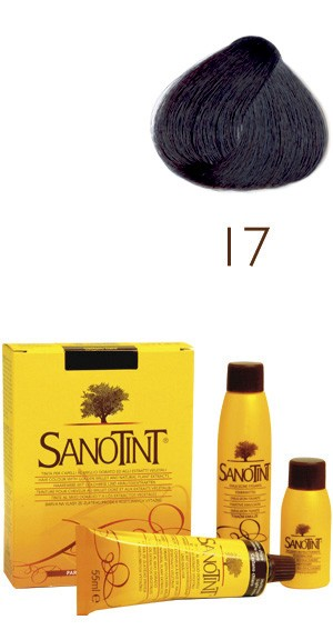 SANOTINT 17 NERO BLU 125 ML