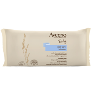 AVEENO BABY WIPES 72 SALVIETTE.