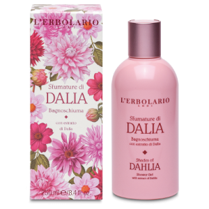 L'ERBOLARIO SFUMATURE DI DALIA BAGNOSCHIUMA 250 ML