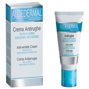 ALOEDERMAL CREMA ANTIRUGHE 30 ML