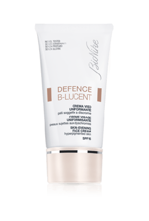 DEFENCE B-LUCENT CREMA VISO UNIFORMANTE SPF 15 40 ML