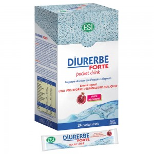 DIURERBE 24 POCKET DRINK MELOGRANO