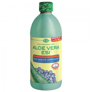 ALOVERA SUCCO CON MIRTILLO 1000 ML