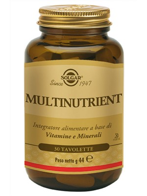 Multinutrient 30 tavolette