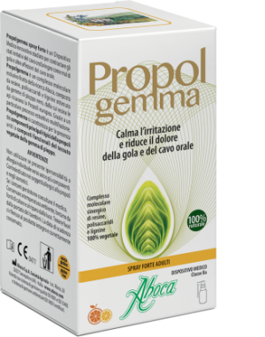 PROPOLGEMMA SPRAY FORTE ADULTI 30 ML