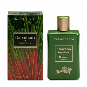 L'ERBOLARIO RABARBARO BAGNOSCHIUMA 250 ML