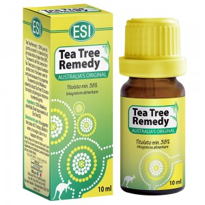 TEA TREE REMEDY OIL 10 ML