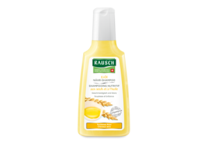 RAUSCH SHAMPOO NUTRIENTE ALL'UOVO E OLIO 200 ML