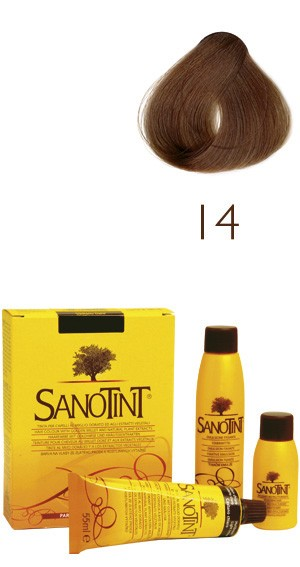 SANOTINT 14 BIONDO SCURO 125 ML