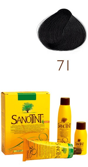 SANOTINT 71 NERO 125 ML