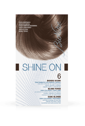 SHINE ON 6 BIONDO SCURO.
