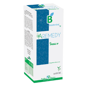 A-REMEDY BIOSTERINE JUNIOR SCIROPPO 32 GR