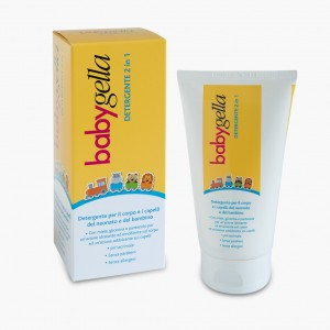 BABYGELLA DETERGENTE 2 IN 1 150 ML