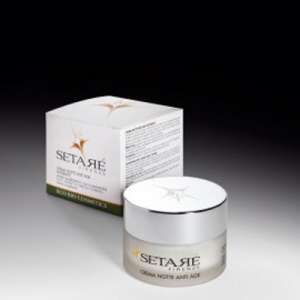 SETARE' CREMA NOTTE ANTI AGE NUTRIENTE 50 ML
