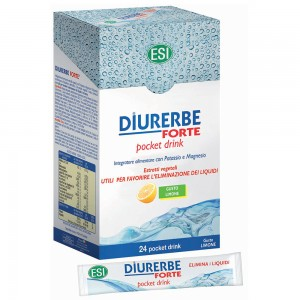 DIURERBE POCKET 24 DRINK LIMONE