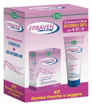 ERBAVEN 30 OVALETTE + GEL 100 ML