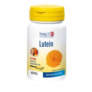 LONGLIFE LUTEIN 60 PERLE