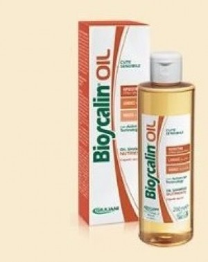 BIOSCALIN OIL SHAMPOO NUTRIENTE 200 ML